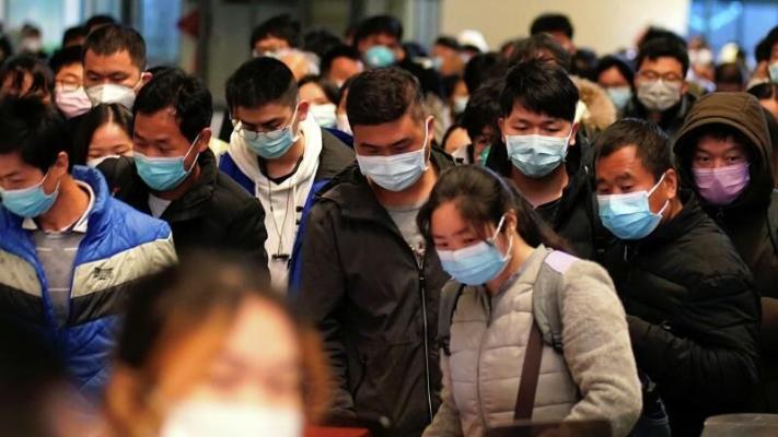 В Китае впервые за месяц не выявлено ни одного случая заражения коронавирусом внутри страны