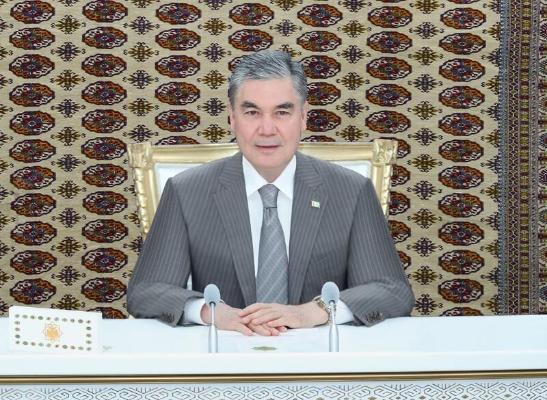 Рассмотрены итоги работы Чрезвычайной комиссии Туркменистана по борьбе с распространением болезней