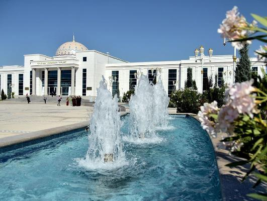 Türkmenistanyň ýokary okuw mekdeplerine giriş synaglary tamamlandy