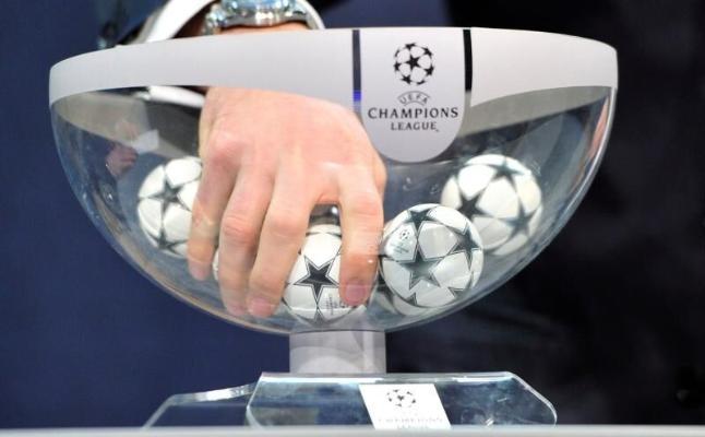 «ПСЖ» против «Ман Сити», «Бавария» против «Барселоны» - итоги жеребьевки группового турнира Лиги чемпионов