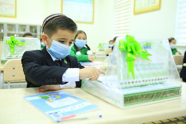 1 сентября в Туркменистане пройдут торжества в честь Дня знаний и студенческой молодёжи