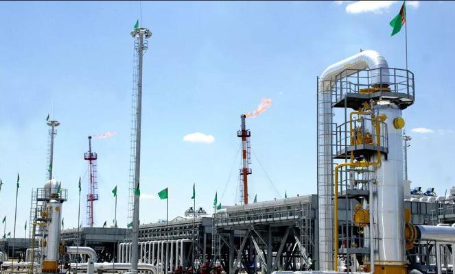 Türkmenistanda ammiak we metanol öndürýän zawod gurlar