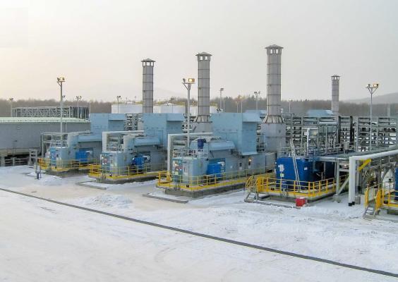 В Чарджевском этрапе будет введена в эксплуатацию газотурбинная электростанция