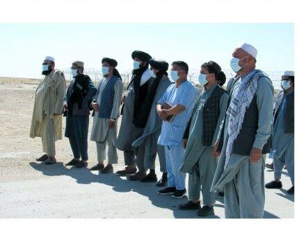 Работу КПП «Ымымназар – Акина» на туркмено-афганской границе усилят с учетом санитарно-эпидемиологических норм
