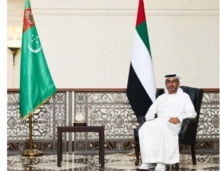 В рамках визита делегации Туркменистана в ОАЭ обсуждены вопросы двустороннего взаимодействия