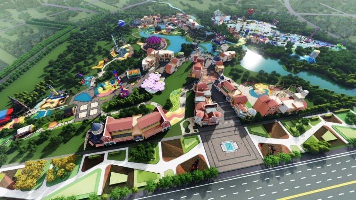 В китайском городе Шэньчжэне построят крупнейший в мире парк Legoland
