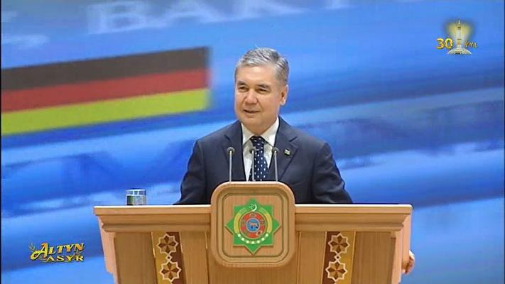В результате нейтралитета в геополитическом пространстве планеты появилась яркая звезда по имени Туркменистан