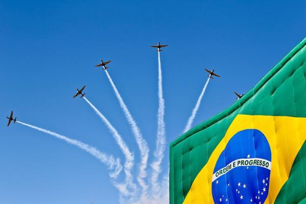 Президент Туркменистана поздравил Президента Федеративной Республики Бразилия с Днём независимости страны