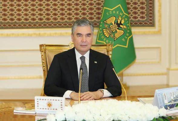 Верховный Главнокомандующий провел заседание Госсовбеза Туркменистана