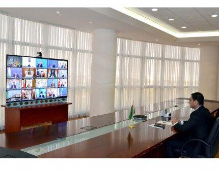 При участии Туркменистана состоялась многосторонняя министерская встреча по Афганистану