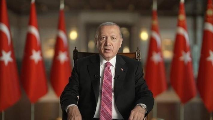 Президент Турции Эрдоган опубликовал книгу под названием «Более справедливый мир возможен»