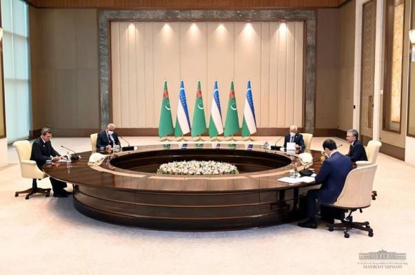 Очередное заседание туркмено-узбекской межправкомиссии пройдет в Ташкенте 13–14 сентября