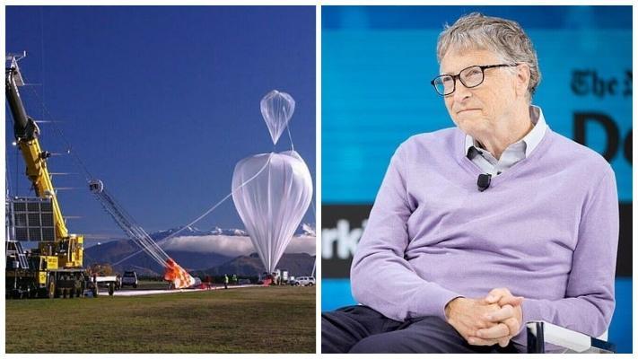Билл Гейтс отложил запуск эксперимента по противодействию глобальному потеплению