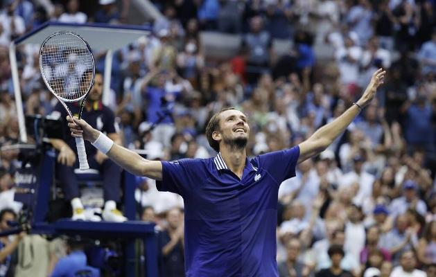 Daniil Medwedew Nowak Jokowiçi ýeňip, US Open-iň ýeňijisi boldy