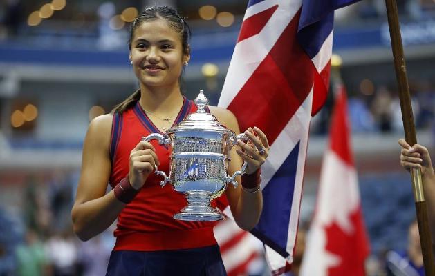 Britaniýaly Radukanu US Open-iň ýeňijisi boldy