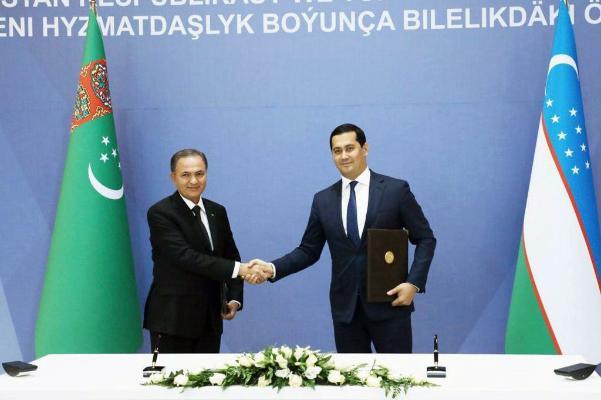 Daşkentde Suw meseleleri boýunça türkmen-özbek toparynyň 1-nji mejlisi geçirildi