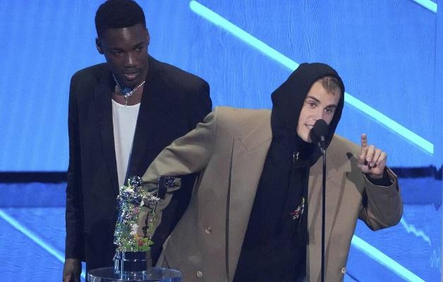 MTV признал Джастина Бибер лучшим исполнителем года