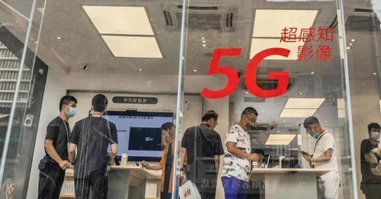 В Китае установили более миллиона базовых станций для 5G