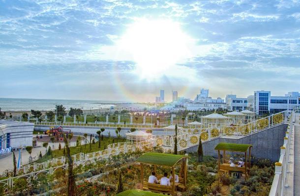Погода на 17 сентября 2021 года в городе Ашхабад и велаятах
