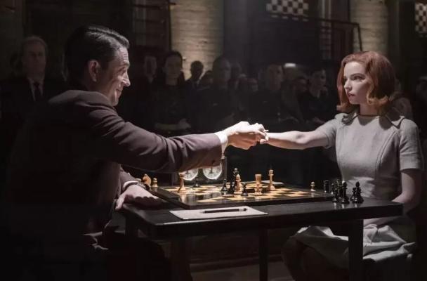 Сериал «Ход королевы» удостоился семи премий «Эмми»
