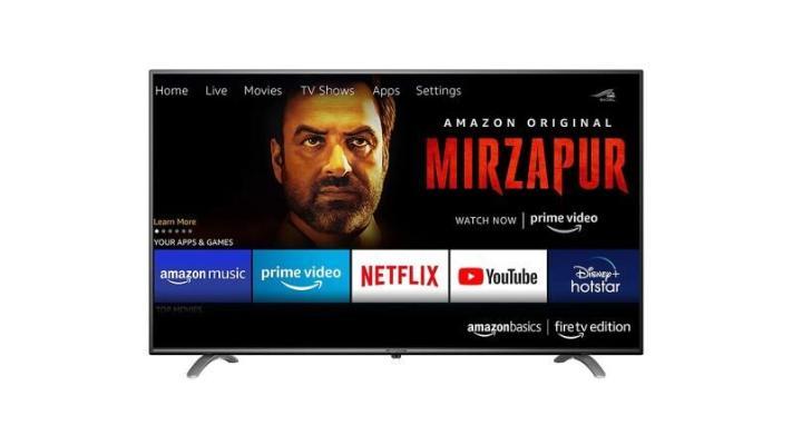 Amazon начнет продавать телевизоры собственного производства