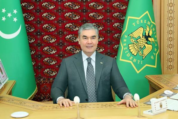 Бердымухамедов выступил на сессии ГА ООН против политизации проблемы коронавируса