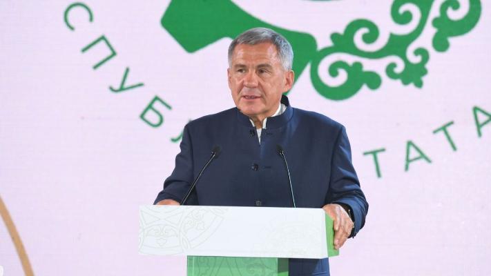 Президент Республики Татарстан прибыл в Туркменистан