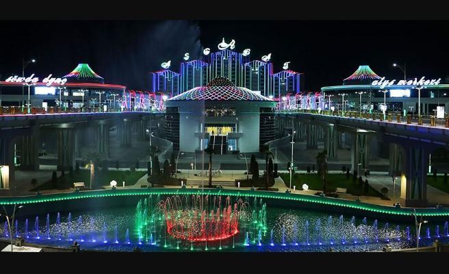 В Ашхабаде открылся самый крупный в Центральной Азии многопрофильный комплекс