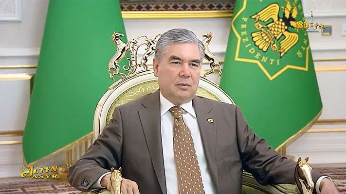 Президент Туркменистана встретился с представителями зарубежного бизнеса