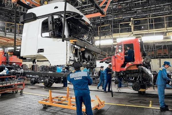 КАМАЗ планирует открыть в Туркменистане предприятие по выпуску спецтехники