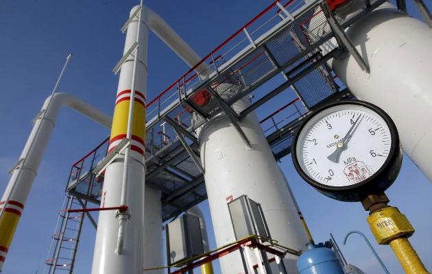Цена газа в Европе превысила $1 040 за 1 тыс. куб. м