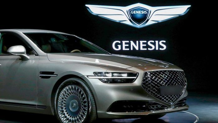 Genesis 2021-nji ýylda dünýäniň tehnologiýa taýdan has ösen brendi boldy