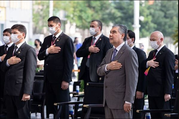Berdimuhamedow «EKSPO-2020» sergisinde Türkmenistanyň milli gününiň açylyşyna gatnaşdy