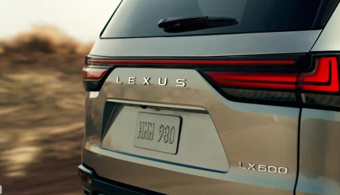 Täze nesil «Lexus LX SUV» awtoulagy 14-nji oktýabrda tanyşdyrylar