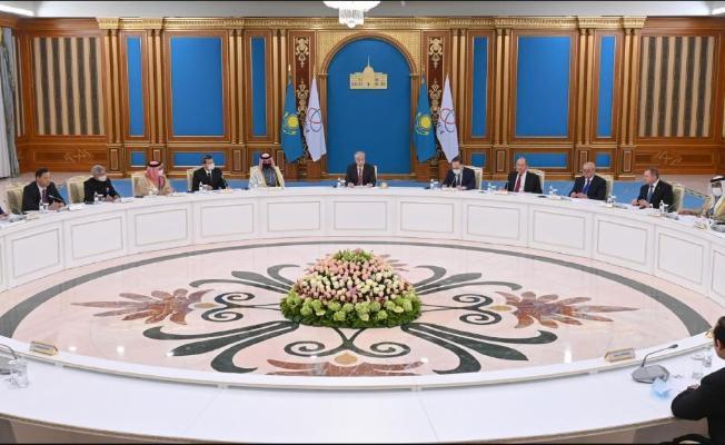Türkmenistan Aziýada özara hyzmatdaşlyk boýunça düzümiň duşuşygyna gatnaşýar
